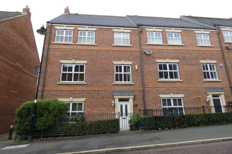 5 Bedrooms Terraced House for rent in Featherstone Grove, Newcastle Upon Tyne, NE3