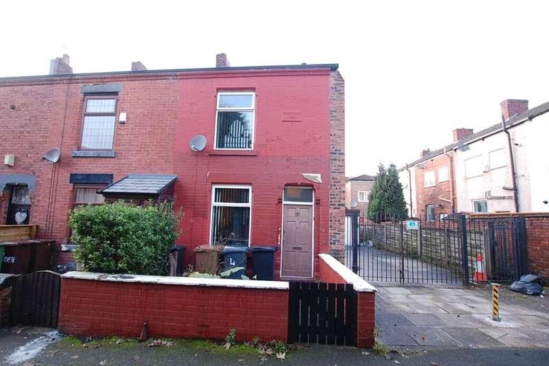 2 Bedrooms Terraced House for sale in Sugden Street, Ashton-Under-Lyne, OL6