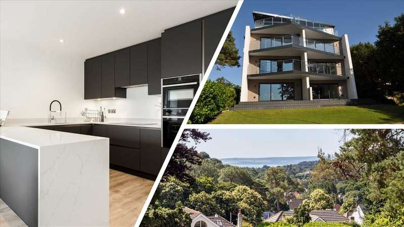 3 Bedrooms Apartment Flat for sale in First Floor Flat, 3 Wentworth Heights
