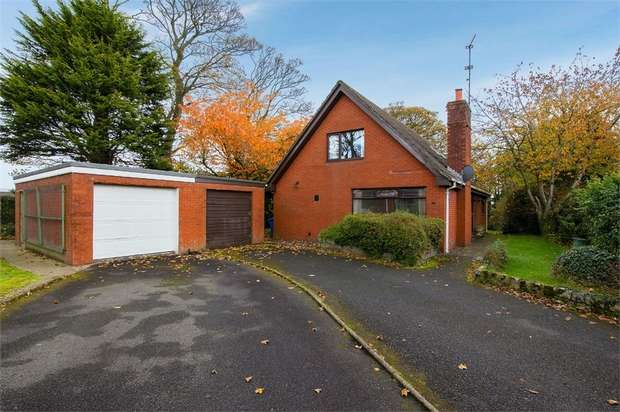 5 Bedrooms Detached Bungalow for sale in Brentwood Park, Londonderry