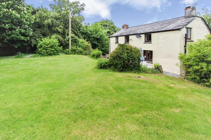 3 Bedrooms Cottage House for sale in Jacobstow, Bude