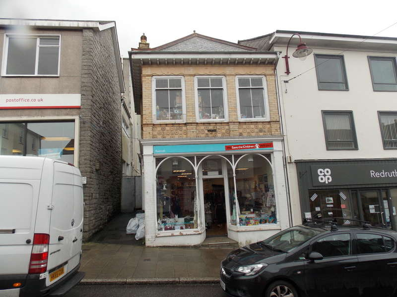 Commercial Property for rent in Fore Street, Redruth