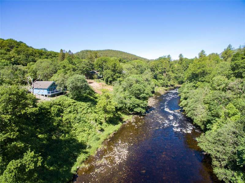 Land Commercial for sale in Lot 6 Salmon Leap, Tigh an Daraich, Taynuilt, Argyll and Bute, PA35