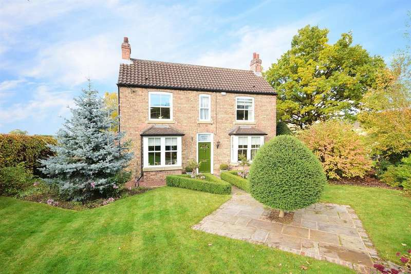 4 Bedrooms Detached House for sale in Felixkirk, Thirsk, YO7 2DS