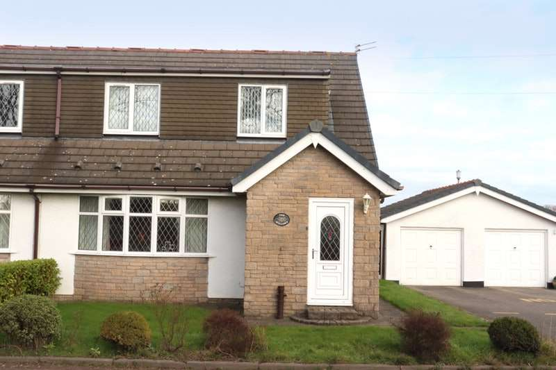 3 Bedrooms Semi Detached House for sale in Sower Carr Lane, Poulton-le-Fylde, Lancashire, FY6