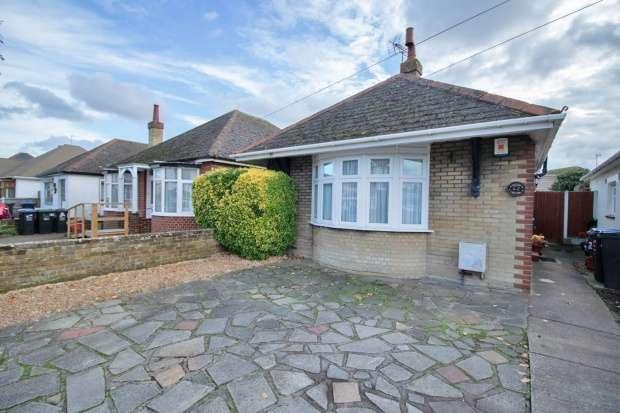 3 Bedrooms Detached Bungalow for sale in Ashburnham Road, Ramsgate, Kent, CT11 0BH