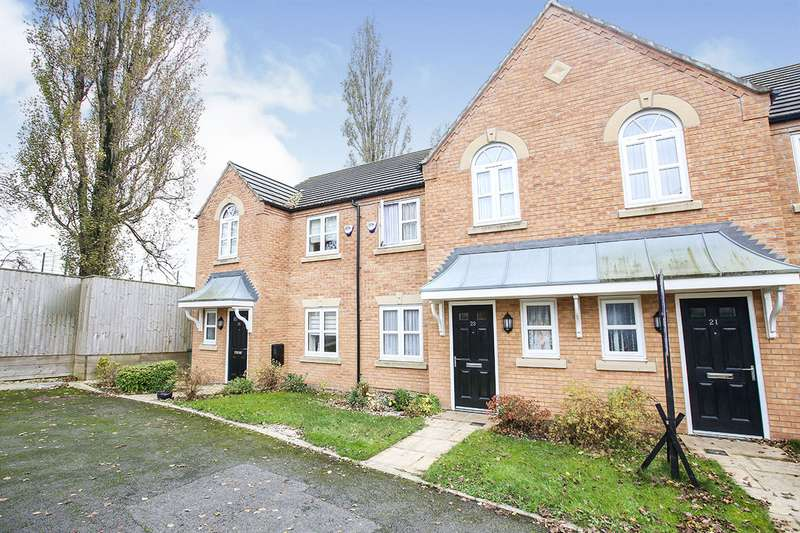 3 Bedrooms House for sale in Peak Place, Hyde, Greater Manchester, SK14