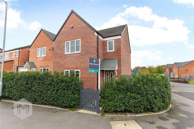 3 Bedrooms Detached House for sale in Sky Lark Close, Lostock, Bolton, Greater Manchester, BL6