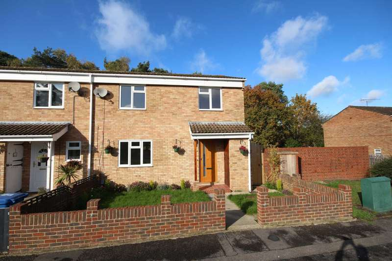 3 Bedrooms End Of Terrace House for sale in Lightwood, Bracknell