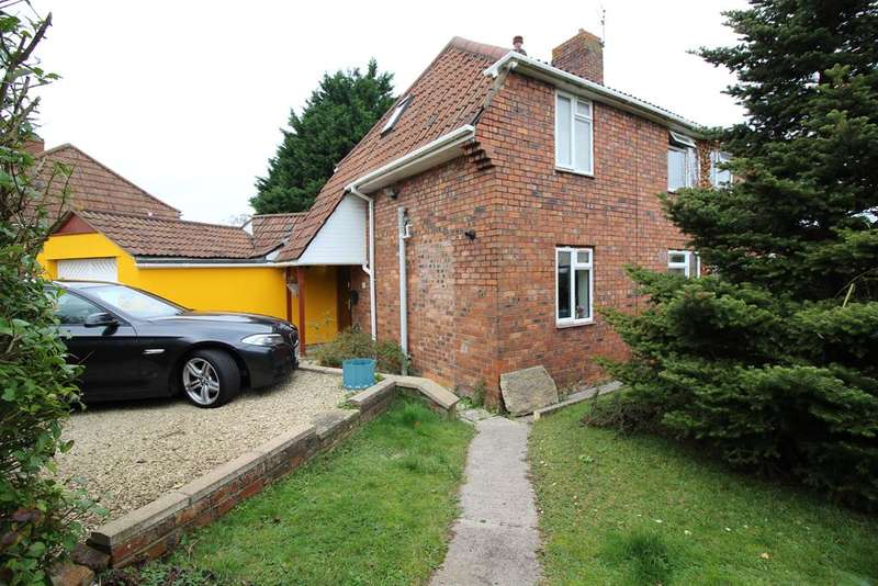2 Bedrooms Semi Detached House for sale in Gorse Hill, Bristol, BS16 4PN