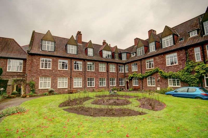 1 Bedroom Property for sale in Clewer Court, Oakfield Road, Newport, NP20