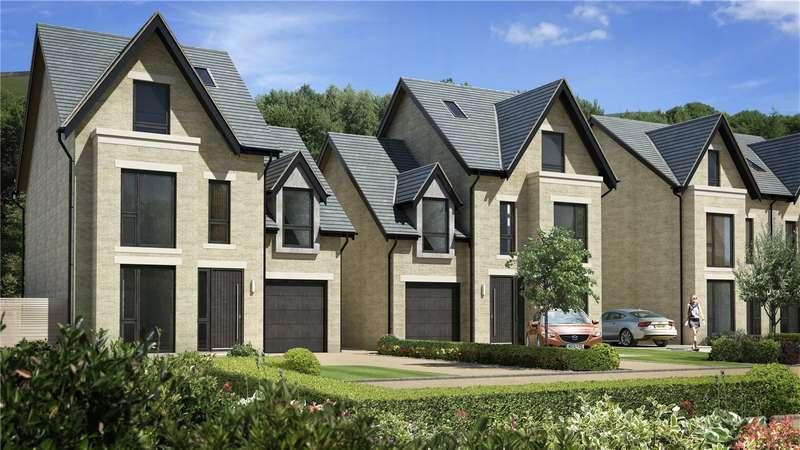 5 Bedrooms Detached House for sale in House Type 2 Plot 25 Carrhill, 22 Riverside, Mossley, Ashton-Under-Lyne, OL5