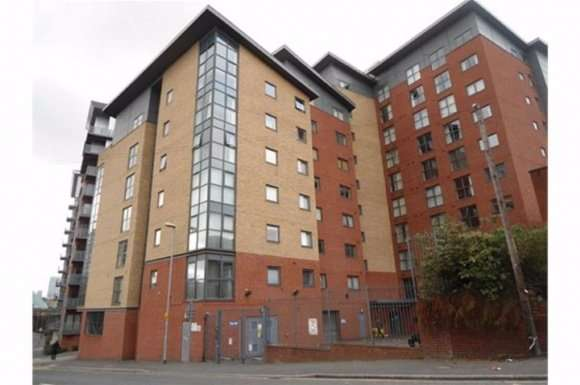 2 Bedrooms Flat for sale in Lincoln Gate, Manchester