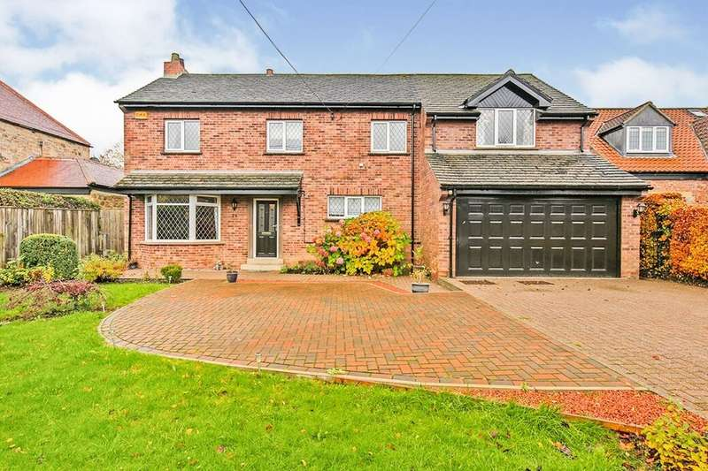 5 Bedrooms Detached House for sale in Lintzford Road, Hamsterley Mill, Rowlands Gill, NE39