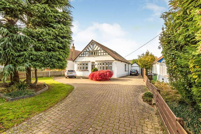 4 Bedrooms Detached Bungalow for sale in Maidstone Road, Chatham, Kent, ME4