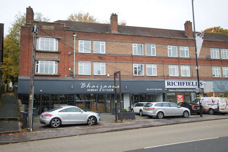 2 Bedrooms Apartment Flat for sale in Birmingham Road, Sutton Coldfield, B72 1QQ