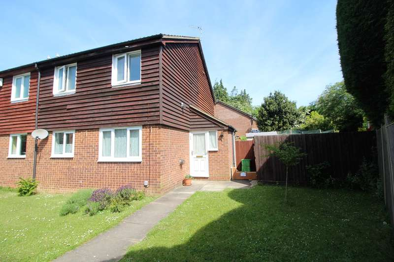 1 Bedroom Terraced House for rent in Flodden Drive, Calcot, Reading, RG31