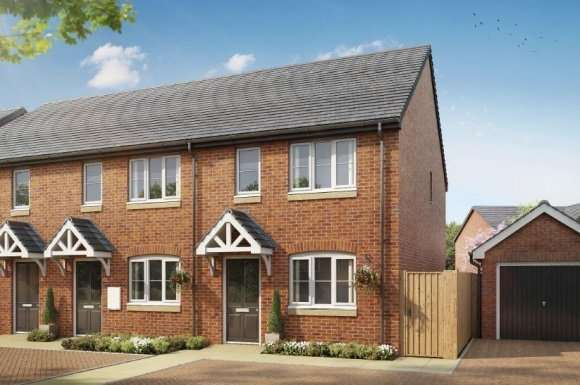 2 Bedrooms Detached House for sale in The Paddocks, Littleport, Ely