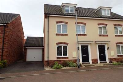 3 Bedrooms Semi Detached House for rent in Red Lodge