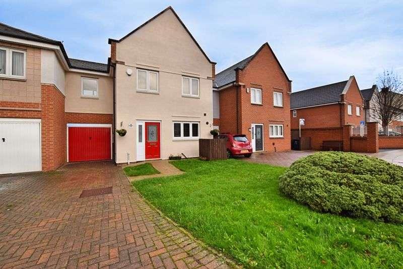 4 Bedrooms Property for sale in Bittern Close, Riverside Park, Dunston, Gateshead