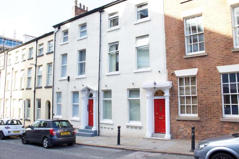 8 Bedrooms House Of Multiple Occupation for rent in Lord Nelson Street, Liverpool, L3 5QB