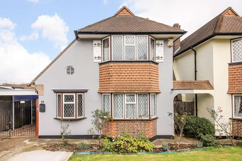3 Bedrooms Detached House for sale in Pytchley Crescent, Upper Norwood