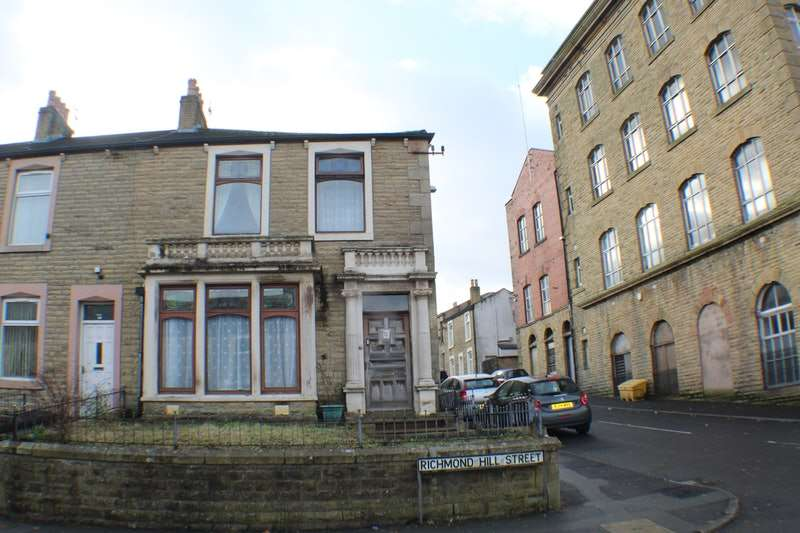 3 Bedrooms Terraced House for sale in Richmond Hill Street, Accrington, Lancashire, BB5