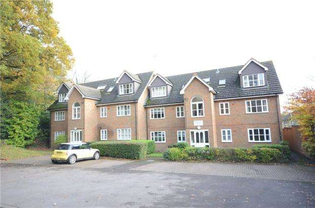 1 Bedroom Apartment Flat for sale in Oak Leaf Court, Mill Ride, Ascot