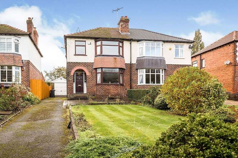 3 Bedrooms Semi Detached House for sale in Parkgate Road, Chester, CH1