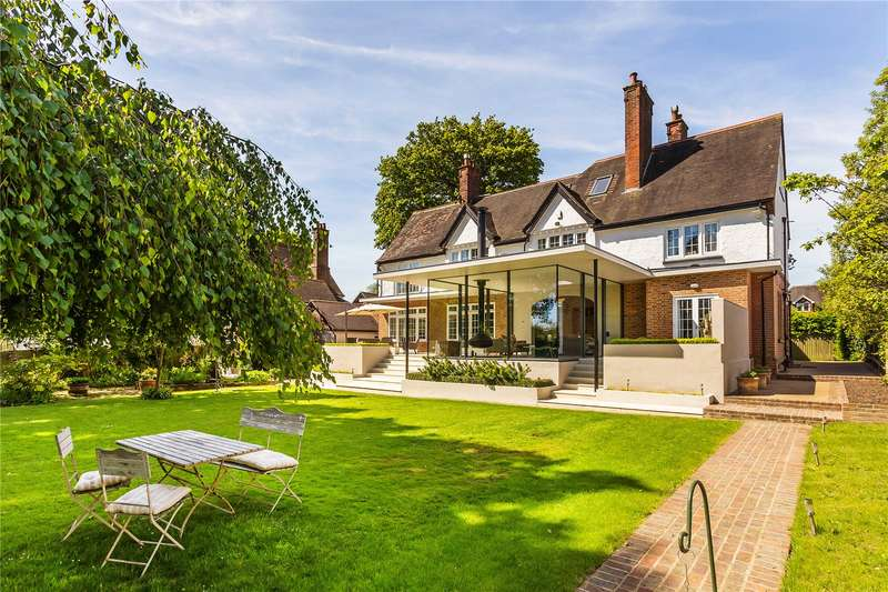 6 Bedrooms Detached House for sale in The Way, Reigate, Surrey, RH2