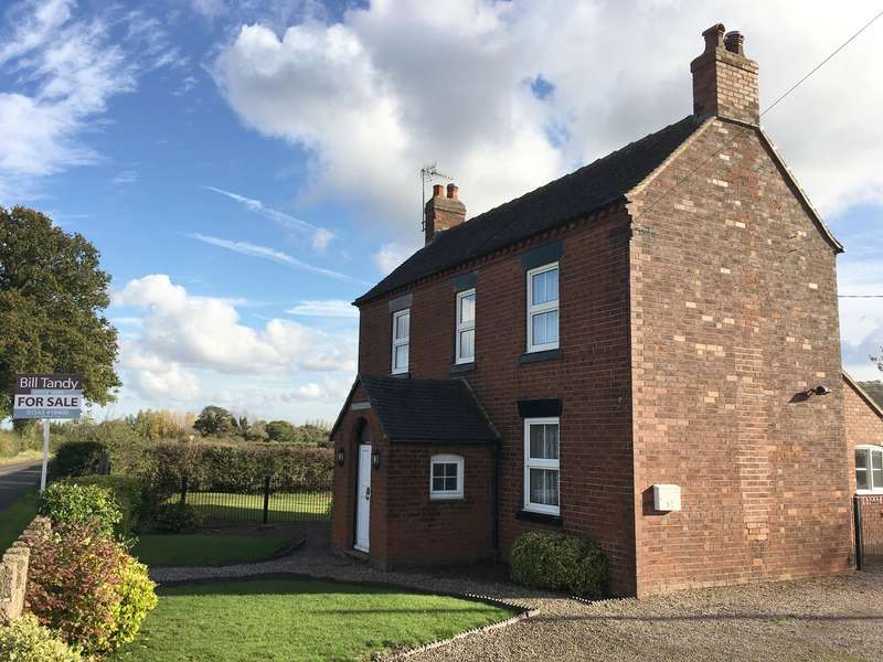 3 Bedrooms Detached House for sale in Uttoxeter Road, Hill Ridware, Rugeley, WS15
