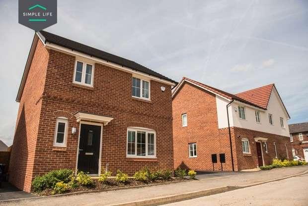 4 Bedrooms Semi Detached House for rent in Dee Hewell Grange, Runcorn, WA7