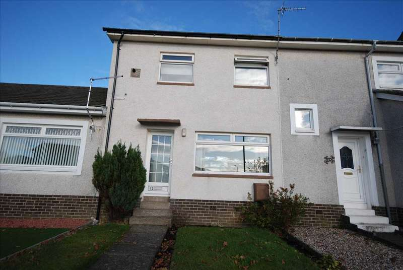 2 Bedrooms Terraced House for sale in Prestonfield Avenue, Kilwinning