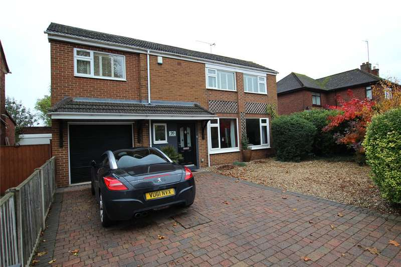 4 Bedrooms Property for sale in Estcourt Close, Gloucester GL1