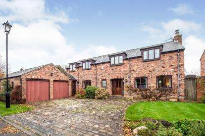 4 Bedrooms Detached House for sale in Coach House Court, Sefton, Liverpool, Merseyside, L29