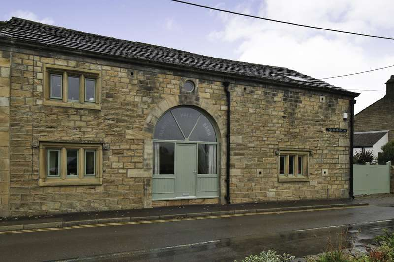 4 Bedrooms Barn Conversion Character Property for sale in Handle Hall Barn, Littleborough, OL15 9NR