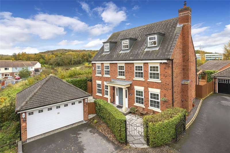 6 Bedrooms Detached House for sale in 12 Cherry Tree Close, Wellington, Telford, TF1