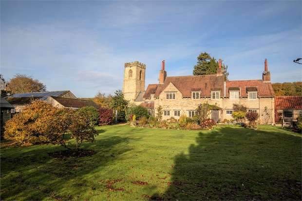 5 Bedrooms Detached House for sale in Church Lane, Allerston, Pickering, North Yorkshire