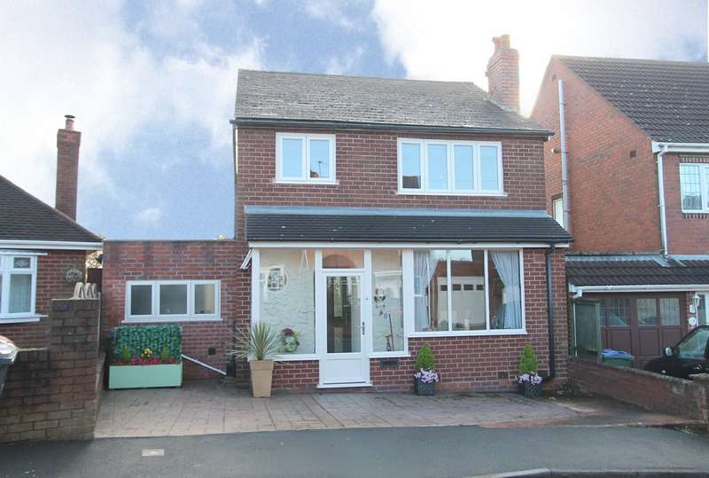 3 Bedrooms Detached House for sale in High Haden Road, Cradley Heath, B64