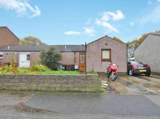 Semi Detached Bungalow for sale in Slains Lane, Aberdeen, Aberdeenshire, AB22 8UA