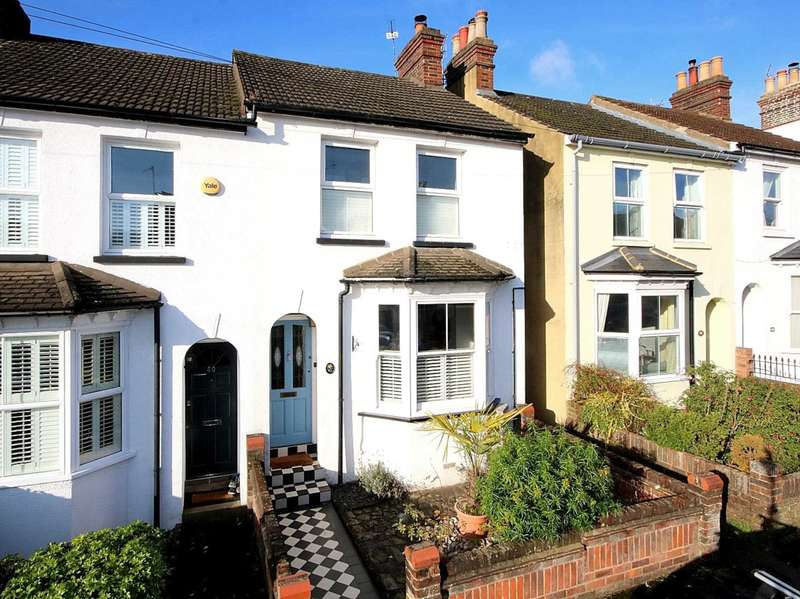 3 Bedrooms Semi Detached House for sale in CHARACTER 3 BEDROOM SEMI IN POPULAR BOXMOOR SIDE ROAD