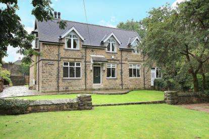 4 Bedrooms Detached House for sale in Cowley Lane, Chapeltown, Sheffield, South Yorkshire