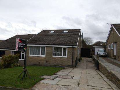 3 Bedrooms Bungalow for sale in Hameldon Road, Loveclough, Rossendale, Lancashire, BB4