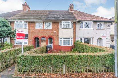 3 Bedrooms Terraced House for sale in Olton Boulevard West, Tyseley, Birmingham, West Midlands