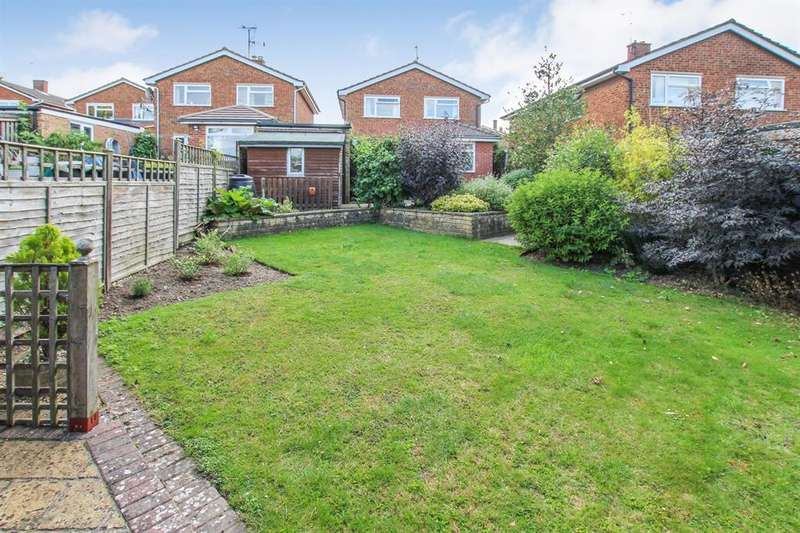 4 Bedrooms Detached House for sale in Goose Acre, Cheddington