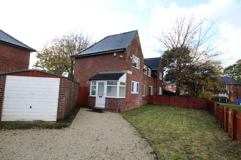 3 Bedrooms Semi Detached House for sale in Overdale Road, Manchester, Greater Manchester, M22