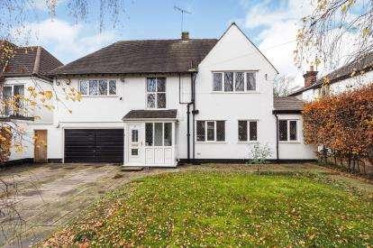 4 Bedrooms Detached House for sale in Gibwood Road, Northenden, Manchester, Gtr Manchester