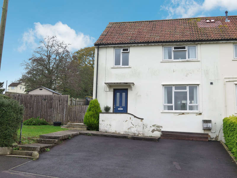 3 Bedrooms Semi Detached House for sale in Churchill Road, Wells