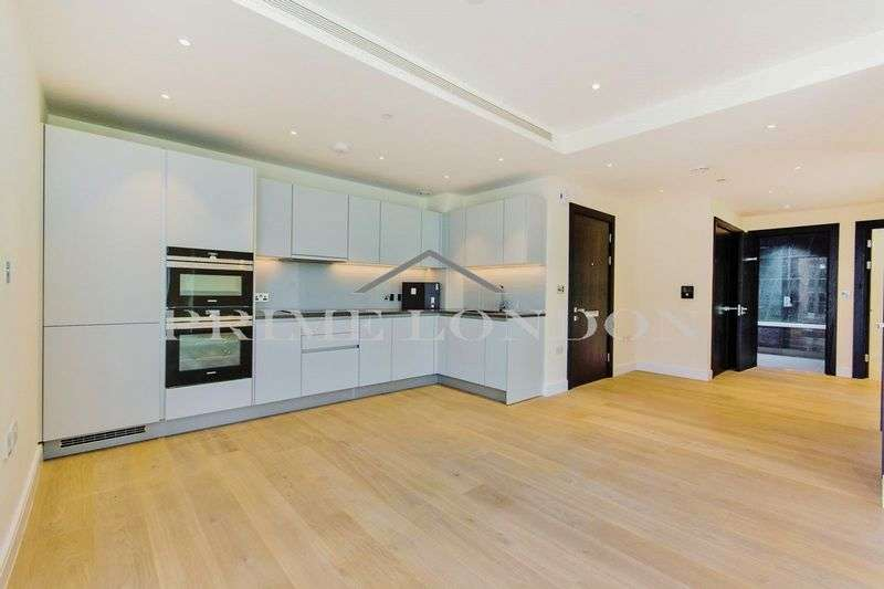 2 Bedrooms Property for sale in Cascade Court, Vista Chelsea Bridge Wharf, London