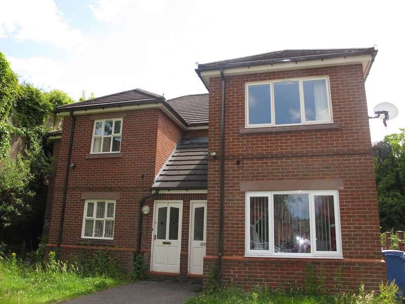 2 Bedrooms Apartment Flat for rent in Birchtree Court, West Derby, Liverpool